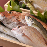 [逸品]天然鯛と全国の旬の味覚【淡路産、明石産、佐島産】