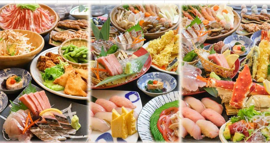 すし海鮮うまいもんや ごかん磯貝 勝田台店