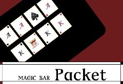 MAGIC BAR Packet
