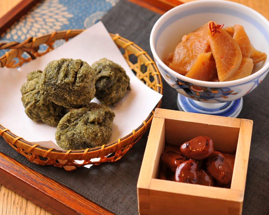 四国四県の郷土料理をどうぞ!