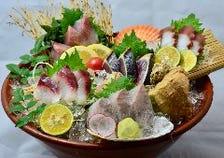 鮮度抜群の地魚料理