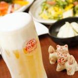 沖縄のビールといえばこれ! オリオンビールであっり乾杯★