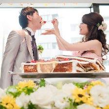【2時間飲み放題付】ウエディングBプラン〈全12品〉結婚式二次会・パーティー