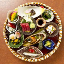 こだわりの日本料理でご宴会