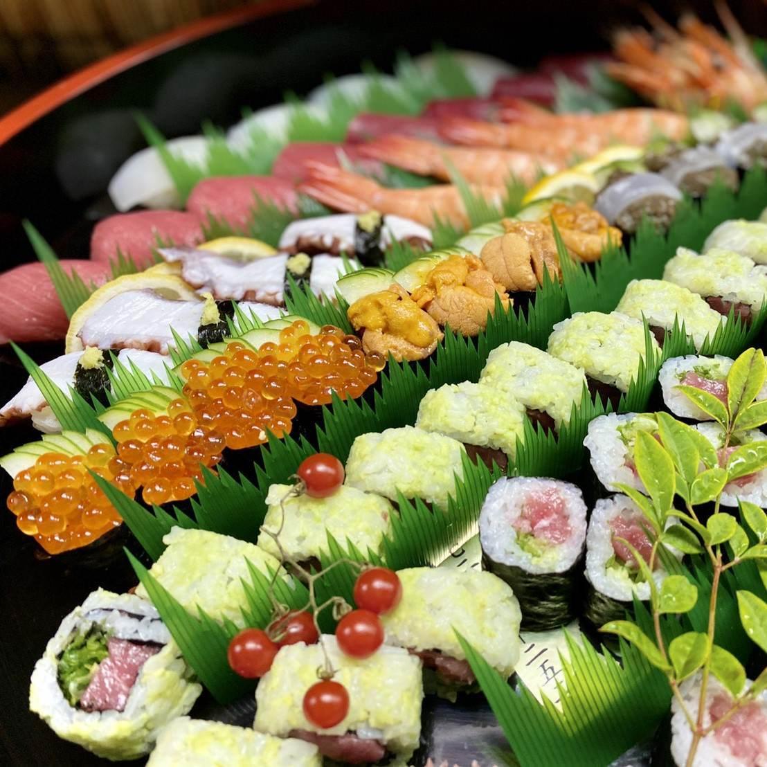 寿司 割烹 みやもと