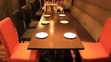 インドレストラン DIWALI (ディワリ) 店内の画像
