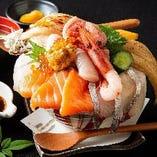 やりすぎ海鮮丼【限定5食】