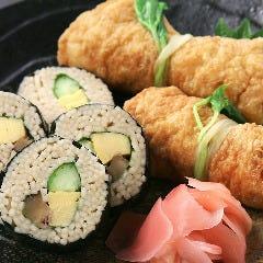 そば寿司(要予約)