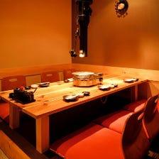 宴会コース2,500円~/大小個室