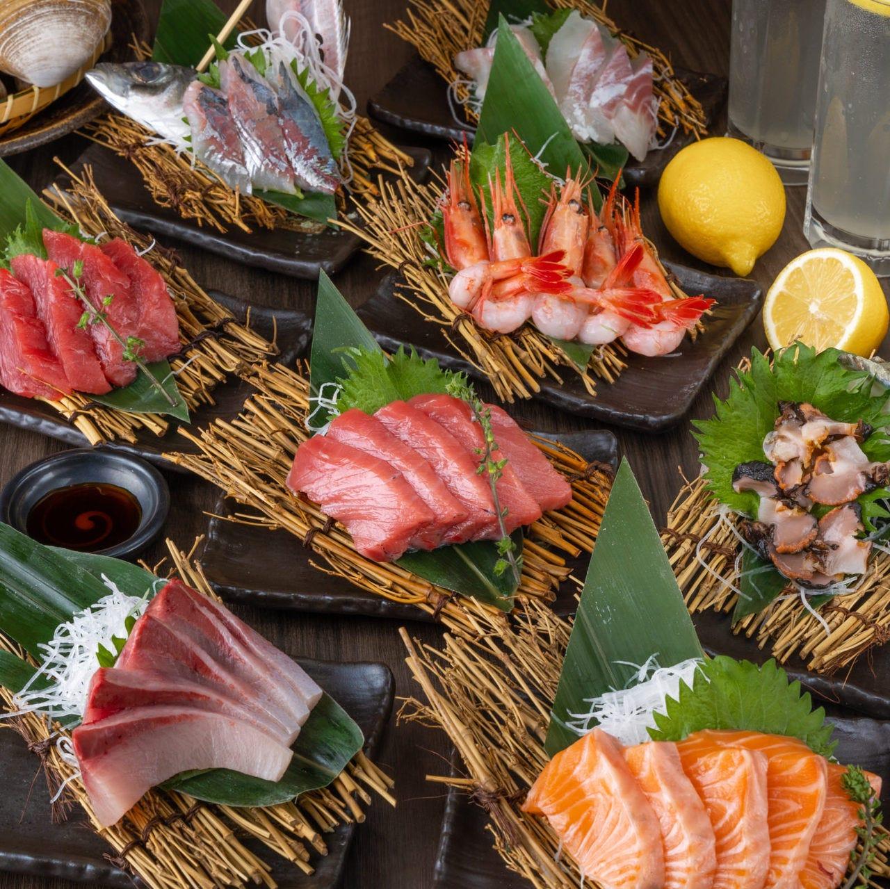 旨い魚とレモンサワー 個室居酒屋 トロ政 有楽町日比谷店