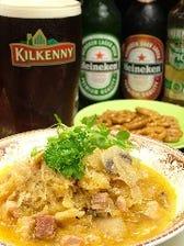 ポーランド、ハンガリー料理に舌鼓