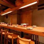 【10名様】ご宴会向きの大きなテーブル席