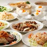 本格中華料理の数々をリーズナブルに味わえる!