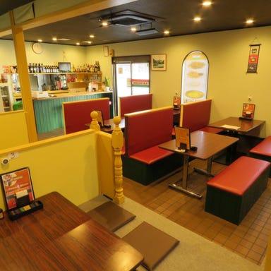 インドレストラン&バー タラ  店内の画像