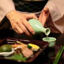 「和食に合う」を大切に選んだ美酒