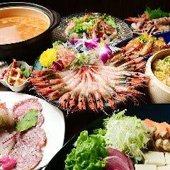 海老料理が堪能できるお店 完全個室×門扉(モンド)