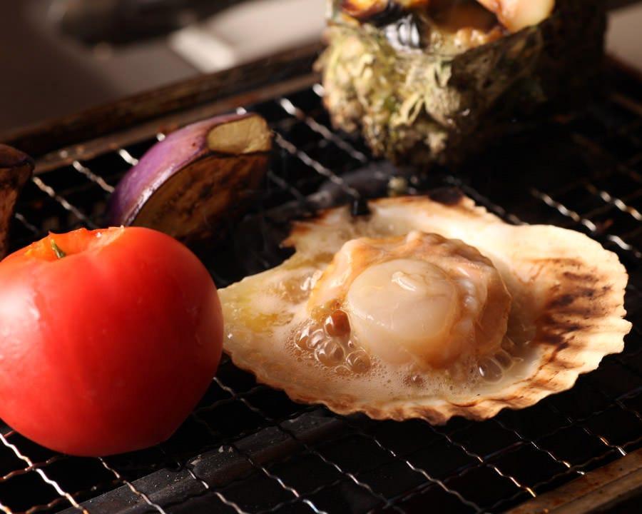 富山湾産☆鮮度抜群の魚介が味わえる
