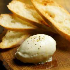 塩チーズムース