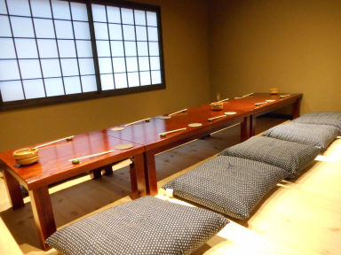 京都 伏見蔵 南庵  店内の画像