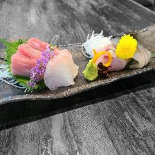 『旬魚』を様々な調理でご提供