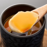 華味卵のプリン