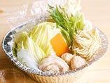 水たき小鍋(1人前)