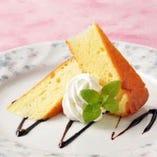六甲山牧場のベイクドチーズケーキ