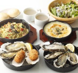 Oyster Plates ランチペアセット
