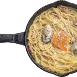 本格パスタやチーズオムレツも大人気!どのお料理も牡蠣を使用♪