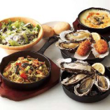 【ボリュームランチ】 お昼からしっかりたっぷり牡蠣を楽しんで