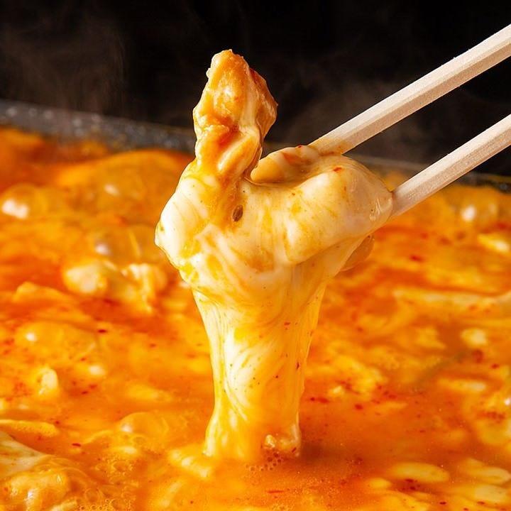 体の芯から温まる韓国鍋コースで宴会
