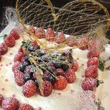 ◆アニバーサリーケーキお作りします