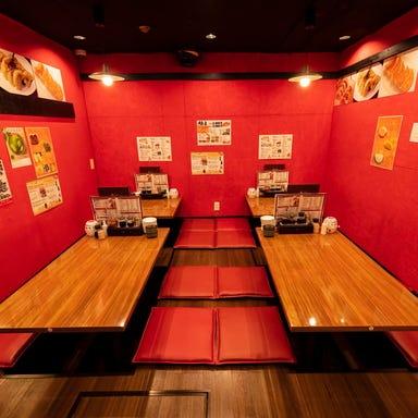 24時間 餃子酒場 目黒店  店内の画像
