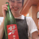 お酒イロイロあります。今のおすすめは、「彗(シャア)」。