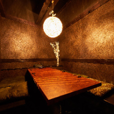 完全個室完備の美食空間