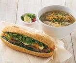 "Vietnamese Sandwich ""バイン・ミー"""