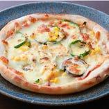 本日のおまかせピザ