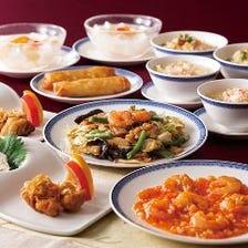 本格 広東料理を愉しむ