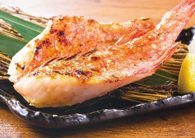 脂ののったキンキ鯛は絶品!これぞ高級魚の味わい