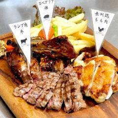 肉×2食堂 USAGI