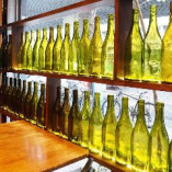 ワインメニューが豊富! セットもございます。
