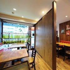 ◆モダンでシンプルな空間