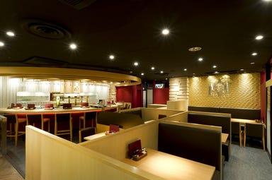 YEBISU BAR 札幌アピア店 店内の画像