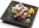 ハタハタ切寿司