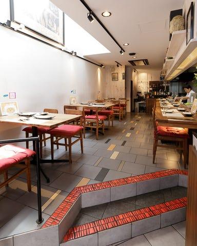 天ぷら 海馬  店内の画像