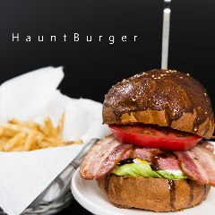 HAUNT BURGER ハウントバーガー