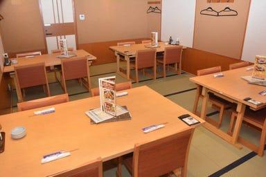 沼津 魚がし鮨 横浜ランドマーク店 店内の画像