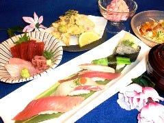 沼津 魚がし鮨 横浜ランドマーク店
