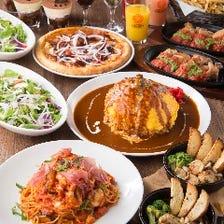 パーティーにピッタリ◆コース料理◆