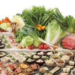 しゃぶしゃぶ温野菜 久留米上津バイパス店